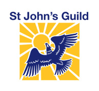 St. John's Guild – Anglicans Support Blind People Logo
